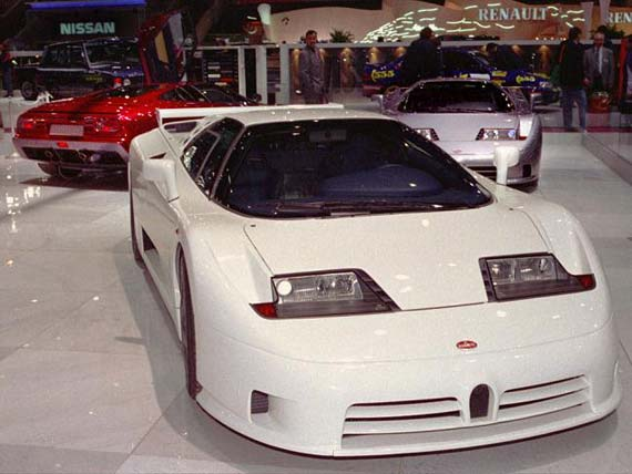 Bugatti Factory (17 pics)