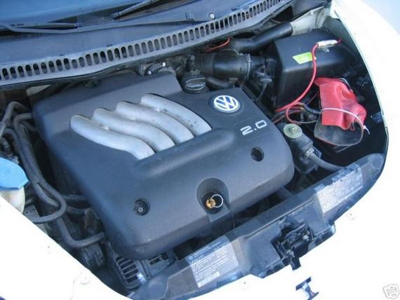 Volkswagen New Beetle Limousine (11 pics)
