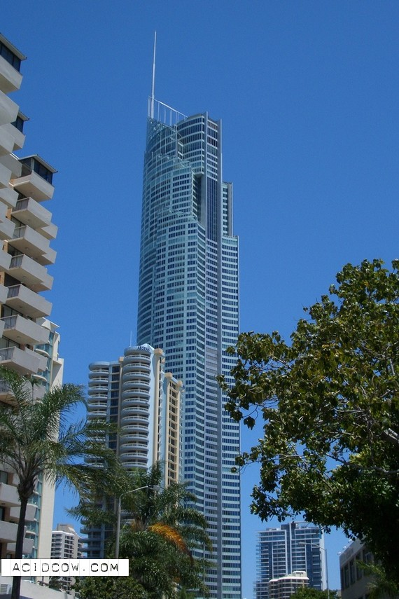 Q1 Tower - World's Tallest Residential Building