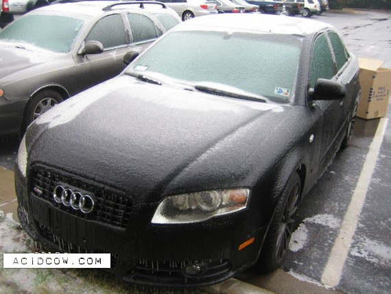 Iced Over Cars (25 pics)