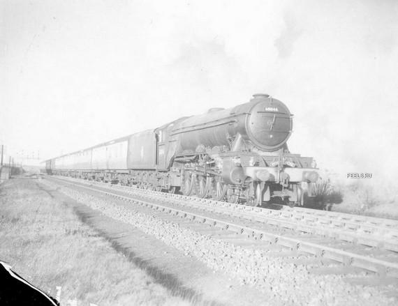Historical Railroad Photos (45 pics)