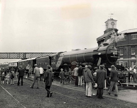 Historical Railroad Photos (45 pics)