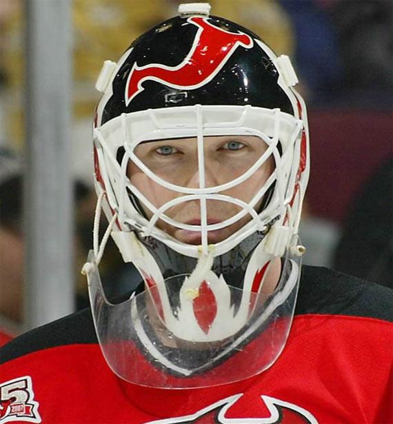 NHL Goalkeeper's Mask (39 pics)