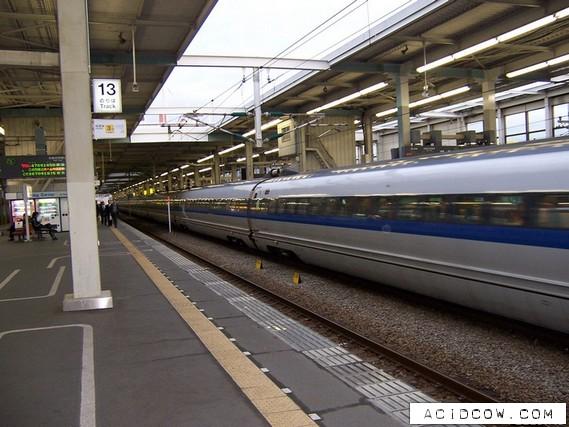 High-speed railway... (27 pics)