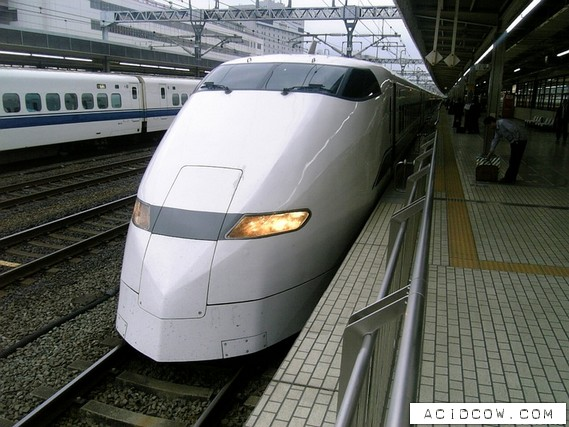 High-speed railway... (27 pics)