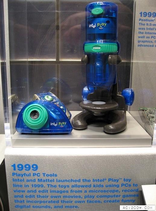 Intel Museum (37 pics)