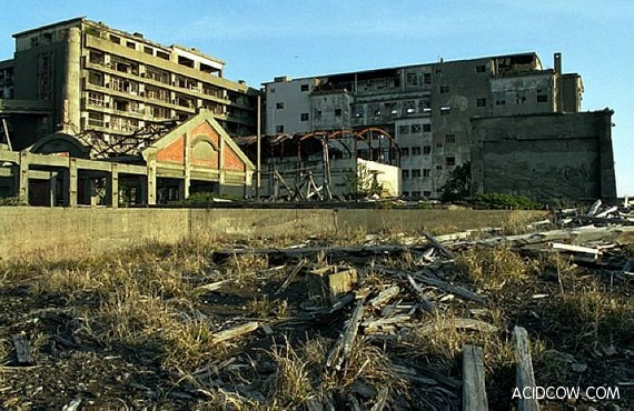 Deserted Japanese island (81 pics)