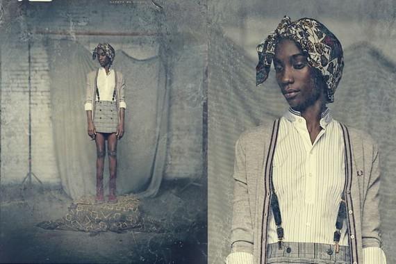 The African skinhead in da 70's... (18 pics)