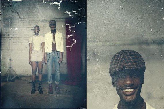 The African skinhead in da 70's... (18 pics)