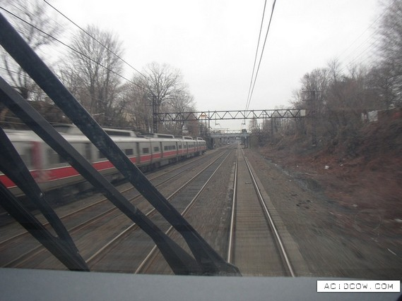 New York to Boston, Acela Train (16 pics)
