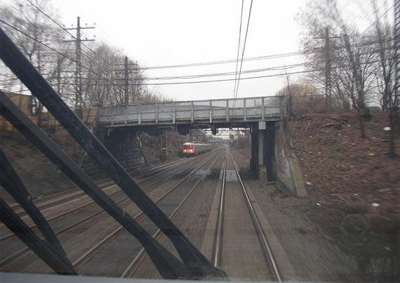New York to Boston, Acela Train (16 pics)