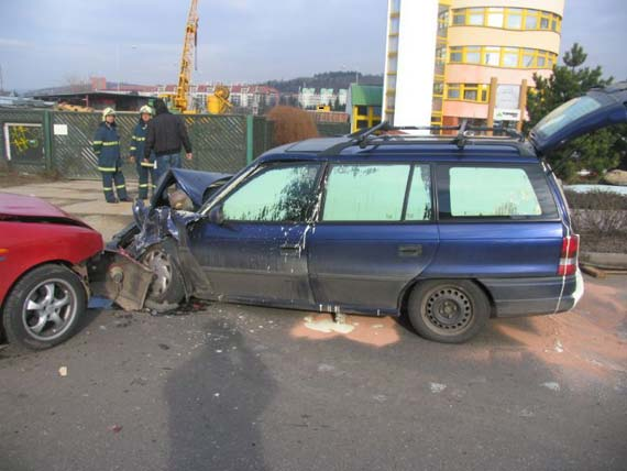 Small Accident (3 pics)