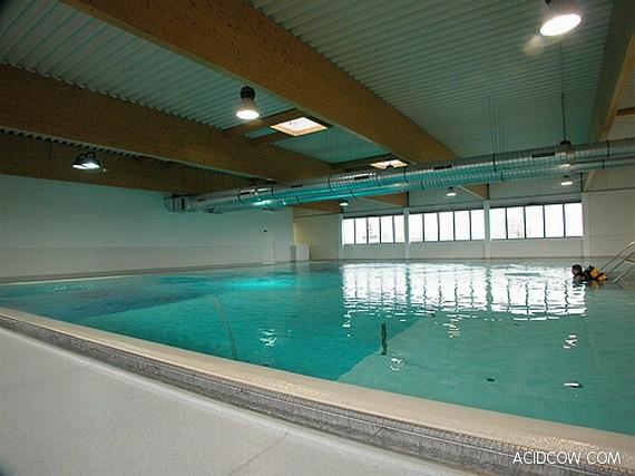 Ac ten s la piscina m s profunda del mundo im genes for Piscina mas profunda del mundo