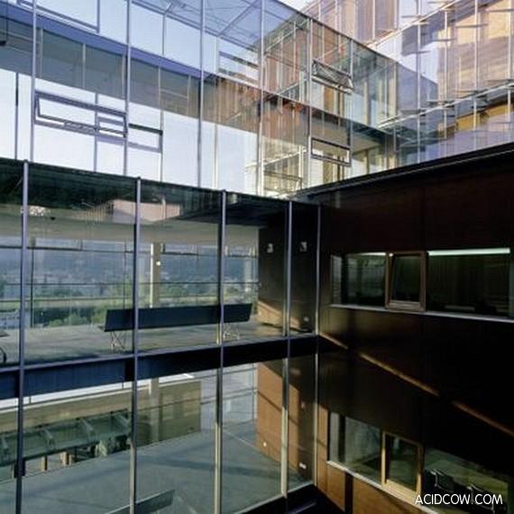 The Austrian 5-star Prison Justizzentrum Leoben