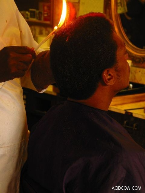 """Hairburn"" Saloon"