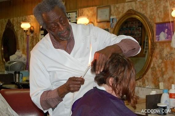 """Hairburn"" Saloon"