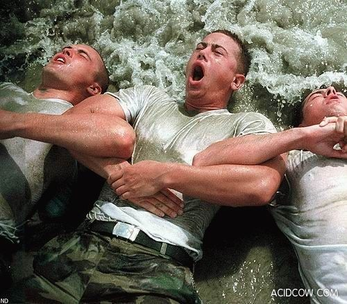 American Special Forces Training (27 pics)