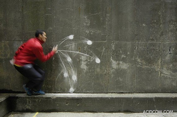 Life in Motion (17 pics)