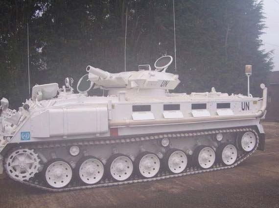 Limo-tank. Great! (8 pics)