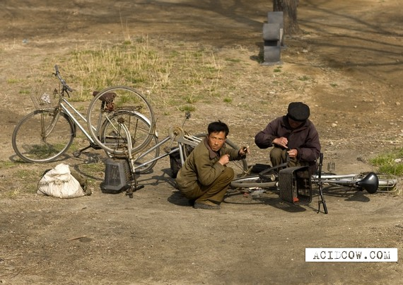 Daily Life In North Korea (53 pics)