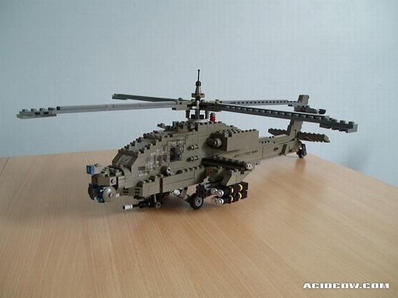 Helicopteros en lego (Varios modelos)!