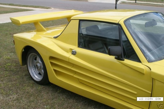 1974 Porsche 914 with a Chevy 350 engine and...