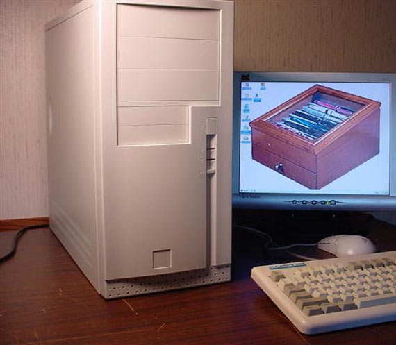 Computer case is quite unnecessary… (14 pics)