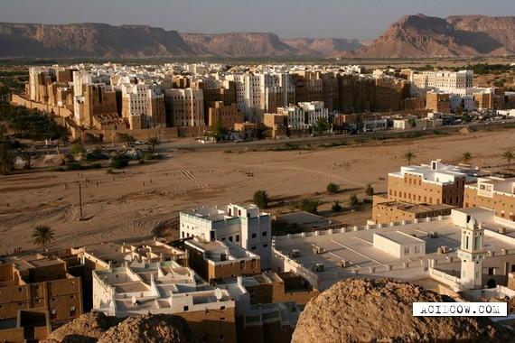 Sand-city (14 pics)