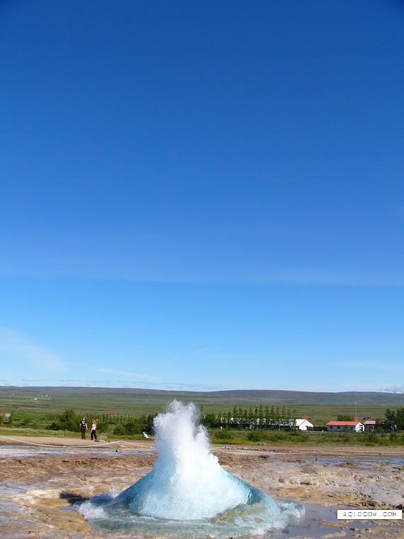 Strokkur Geysir (5 pics)