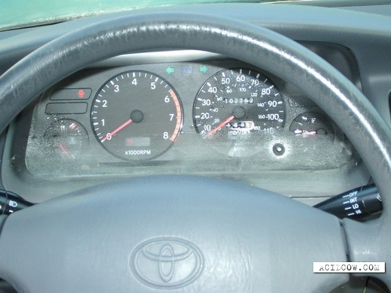 Don't forgot to close car windows (11 pics)