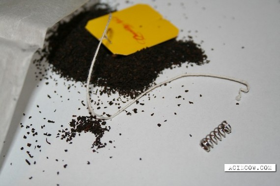Suprize in tea bag (9 pics)