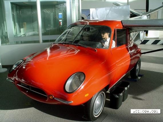 Aerocar (6 pics)