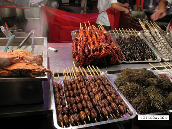 Street meal of the Asian countries (15 pics)