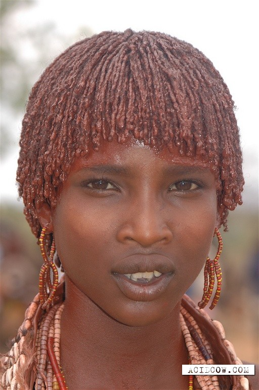 Girls of the African tribes (30 pics)