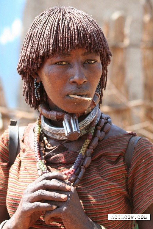 Girls Of The African Tribes 30 Pics-8041