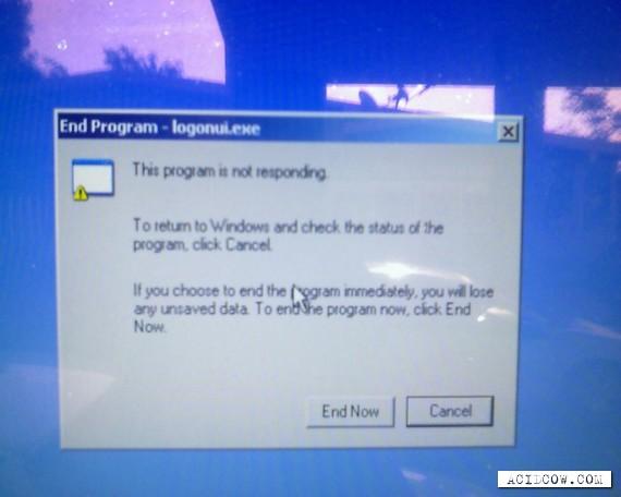 Windows bug... (4 pics)