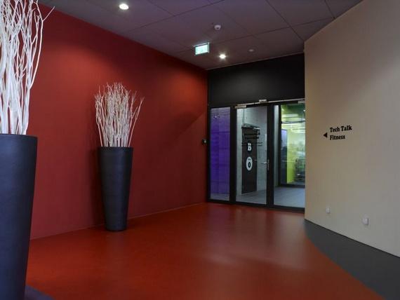 Google Office in Zurich (50 pics)