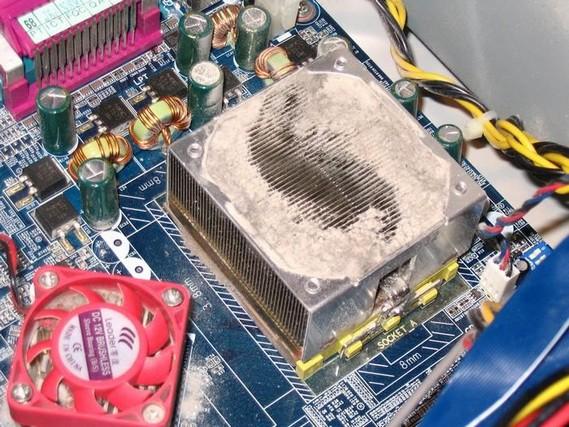 Dusty computers (31 pics)