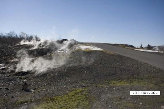 Centralia Mine Fire (40 pics)