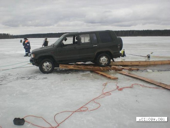 Saving Fishermen Cars (29 pics)