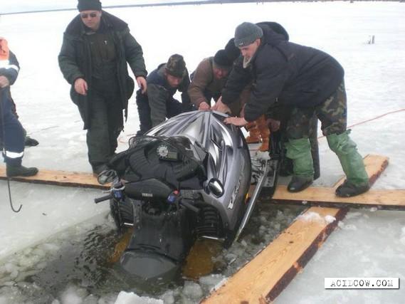 Saving Fishermen Cars (29 pics)