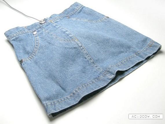 Skirt Mousepad Cover Is Disturbing, Fetishy (7 pics)