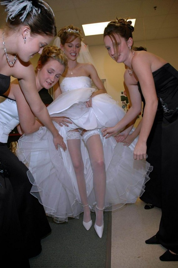 Juicy Photos of Brides (35 pics)