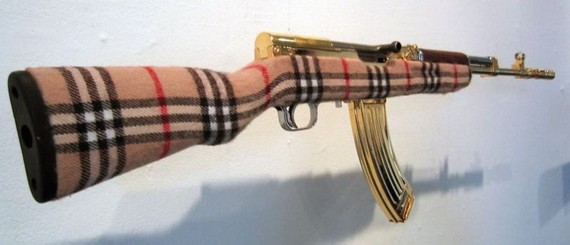 Fashionable weapon (36 pics)