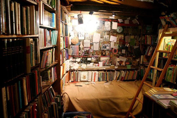 The most interesting bookshops in the world