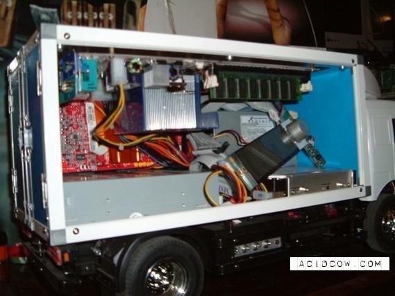 Cool PC Truck-Mod (20 pics)
