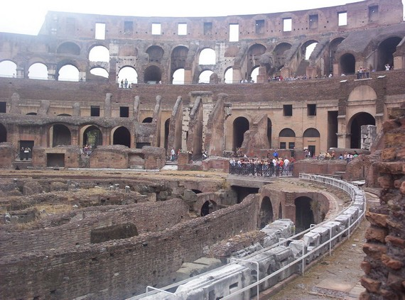 Colosseum today (10 pics)
