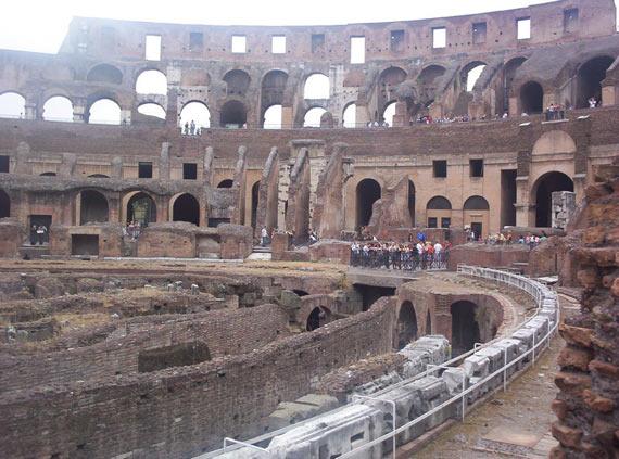 Colosseum today (10 pics)