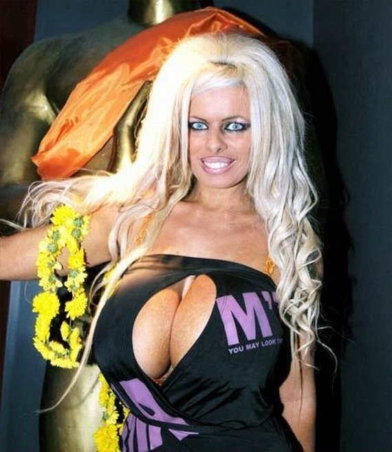 Orit Fox - a Silicone Disaster (19 pics)