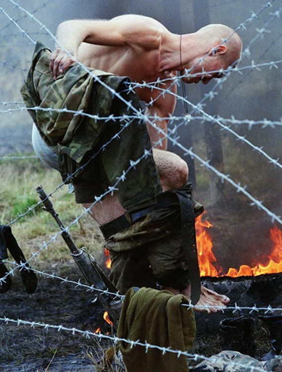 Russian special troops (20 pics)
